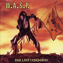 WASP-THE LAST COMMAND CD *NEW*