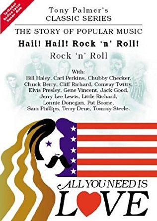 ALL YOU NEED IS LOVE VOLUME 12-HAIL HAIL ROCK N ROLL 2DVD