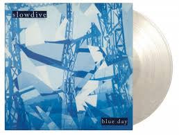 SLOWDIVE-BLUE DAY WHITE MARBLED VINYL LP *NEW*