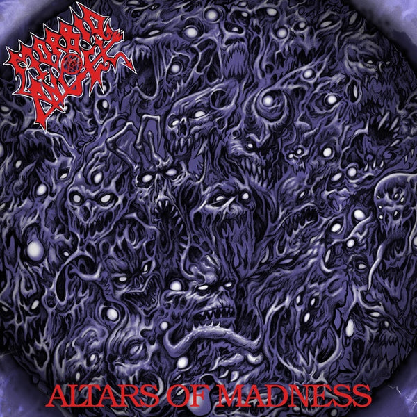 MORBID ANGEL-ALTARS OF MADNESS CD VG