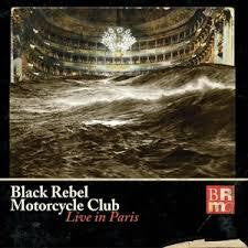 BLACK REBEL MOTORCYCLE CLUB-LIVE IN PARIS 2CD+DVD *NEW*
