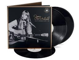 MITCHELL JONI-LIVE AT CANTERBURY-1967 3LP *NEW*
