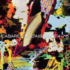 CABARET VOLTAIRE-1974-76 ORANGE VINYL 2LP *NEW*