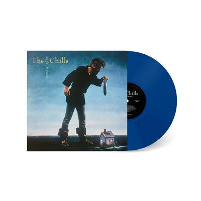 CHILLS THE-SOFT BOMB BLUE VINYL LP *NEW*