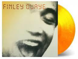 QUAYE FINLEY-MAVERICK A STRIKE FLAME COLOURED VINYL LP *NEW*