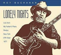 BUCHANAN ROY-LONELY NIGHTS CD *NEW*