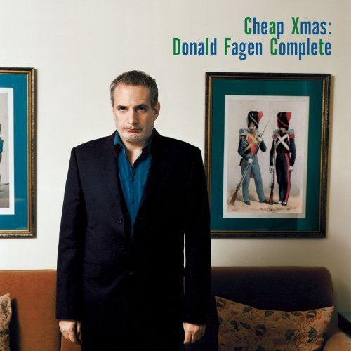 FAGEN DONALD-CHEAP XMAS: DONALD FAGEN COMPLETE 5CD *NEW*