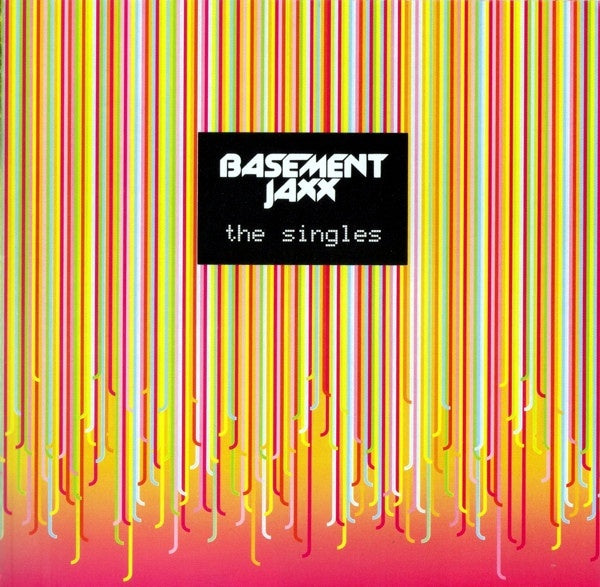 BASEMENT JAXX-THE SINGLES CD VG+