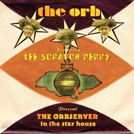 ORB THE & LEE SCRATCH PERRY-THE OBSERVER IN THE STAR CD VG