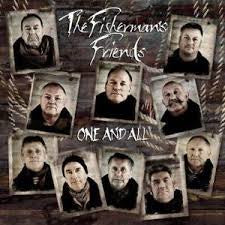 FISHERMAN'S FRIENDS-ONE AND ALL CD *NEW*