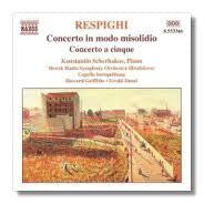 RESPIGHI-CONCERTO IN MODO MISOLIDIO CD VG