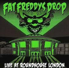 FAT FREDDY'S DROP-LIVE AT ROUNDHOUSE LONDON CD VG