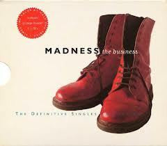 MADNESS-THE BUSINESS 3CD VG