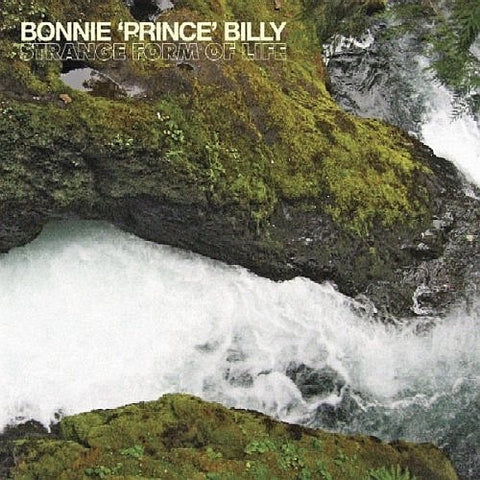 BONNIE PRINCE BILLY-STRANGE FORM OF LIFE 7'' SINGLE VG COVER NM