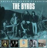 BYRDS THE-ORIGINAL ALBUM CLASSICS 5CD VG