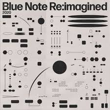 BLUE NOTE RE: IMAGINED-VARIOUS ARTISTS 2LP *NEW*