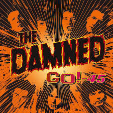 DAMNED THE-GO!-45 LP *NEW*