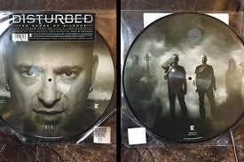 "DISTURBED-THE SOUND OF SILENCE PICTURE DISC 12"" *NEW*"