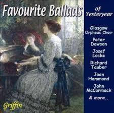 FAVOURITE BALLADS OF YESTERYEAR *NEW*