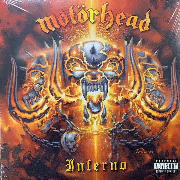 MOTORHEAD-INFERNO 2LP *NEW*