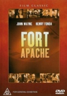 FORT APACHE DVD VG