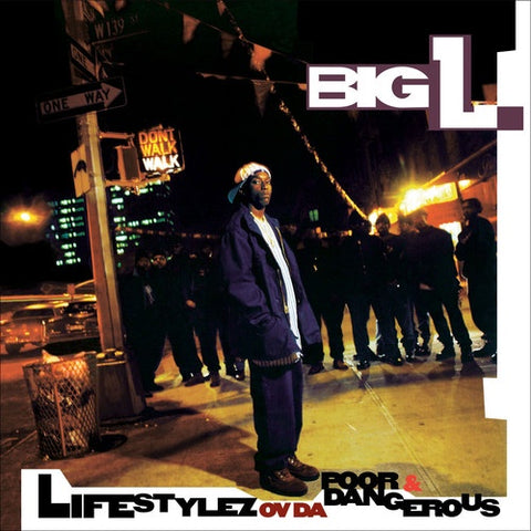 BIG L-LIFESTYLEZ OV DA POOR & DANGEROUS 2LP *NEW*