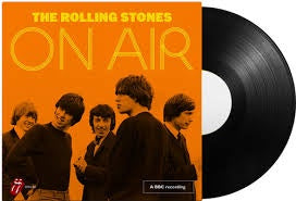 ROLLING STONES THE-ON AIR 2LP *NEW*