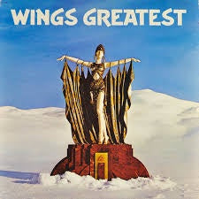 WINGS-WINGS GREATEST LP VG COVER VG+