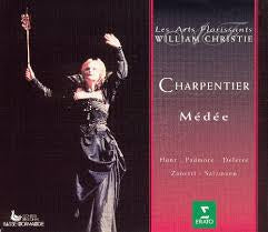 CHARPENTIER - MEDEE LES ARTS FLORISSANTS 3CD VG