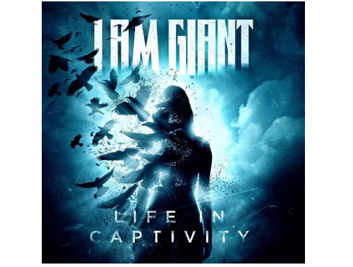 I AM GIANT-LIFE IN CAPTIVITY CD *NEW*