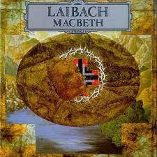LAIBACH-MACBETH LP EX COVER VG+