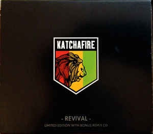 KATCHAFIRE-REVIVAL 2CD VG