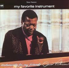 PETERSON OSCAR-MY FAVORITE INSTRUMENT LP VG+ COVER VG+