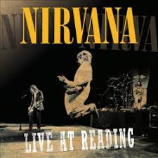 NIRVANA-LIVE AT READING 2LP NM COVER VG+