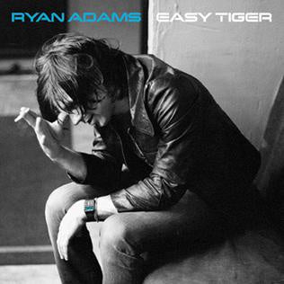 ADAMS RYAN-EASY TIGER 2CD VG