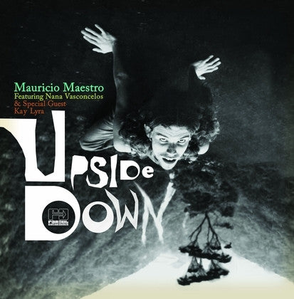 MAESTRO MAURICIO-UPSIDE DOWN LP NM COVER NM