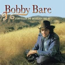 BARE BOBBY-STORYTELLER: THE ANTHOLOGY 2CD *NEW*