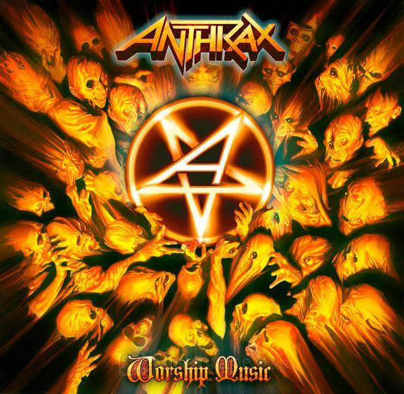 ANTHRAX-WORSHIP MUSIC SPECIAL EDITION BOXSET 2CD *NEW*