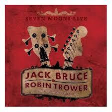 BRUCE JACK & ROBIN TROWER-SEVEN MOONS LIVE DVD *NEW*