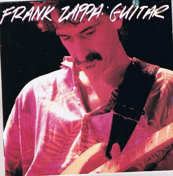 ZAPPA FRANK-GUITAR 2CD VG