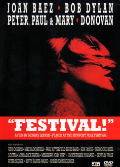 FESTIVAL! VARIOUS ARTISTS DVD VG