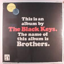 BLACK KEYS THE-BROTHERS CD *NEW*