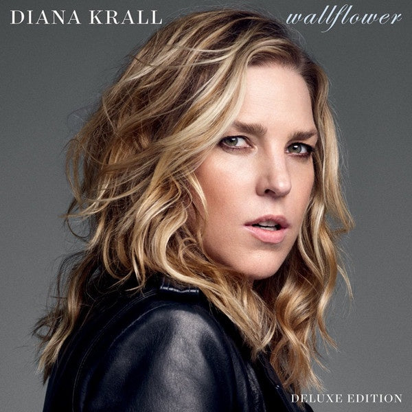 KRALL DIANA-WALLFLOWER CD VG