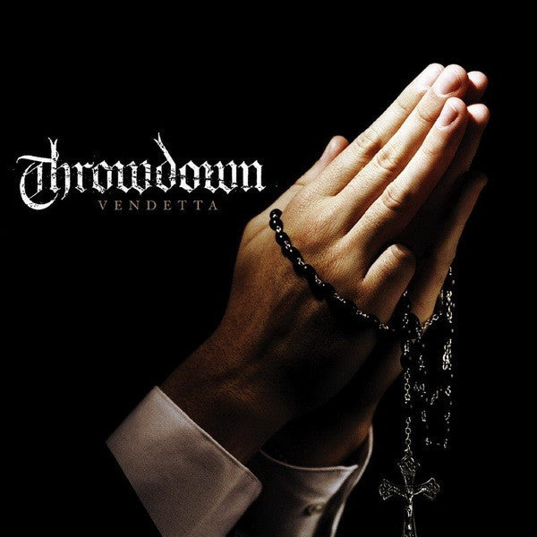 THROWDOWN-VENDETTA CD 2CD G