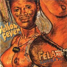 FELA KUTI-YELLOW FEVER LP *NEW*