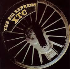 XTC-THE BIG EXPRESS LP VG+ COVER VG+