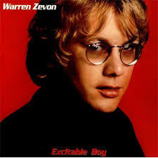 ZEVON WARREN-EXCITABLE BOY LP *NEW*