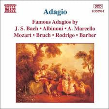 ADAGIO-FAMOUS ADAGIOS VARIOUS ARTISTS CD G