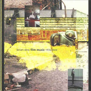 ENO BRIAN-FILM MUSIC 1976-2020 CD *NEW*