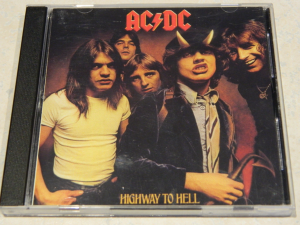 AC/DC-HIGHWAY TO HELL CD G